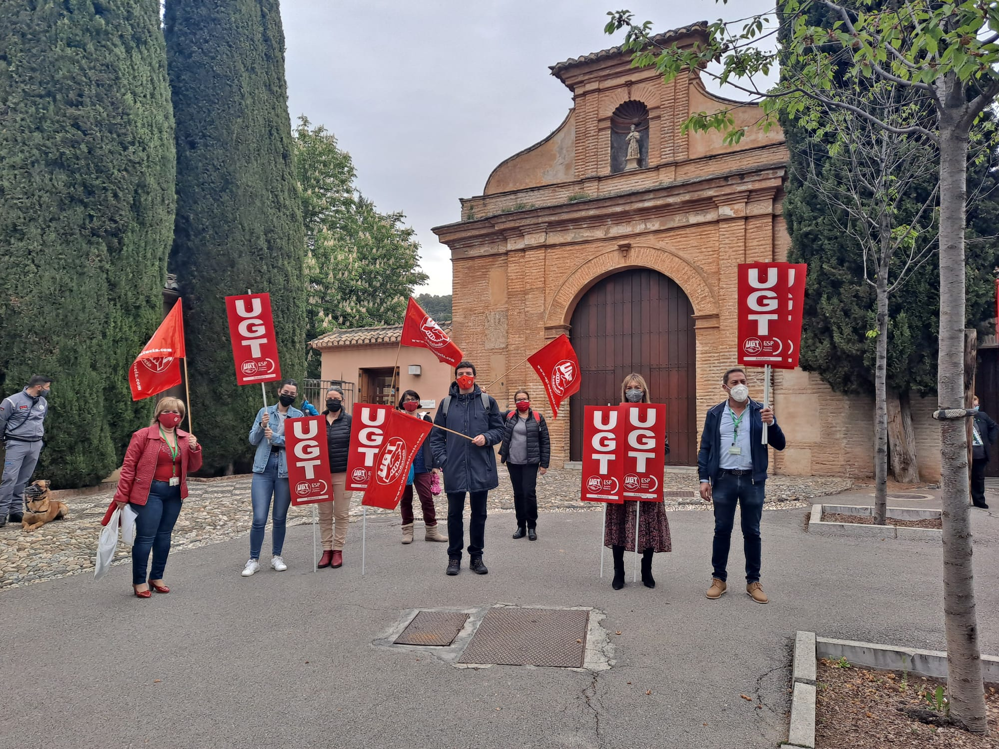 Plantean huelga en la Alhambra si el Patronato continúa sin comunicarse con el comité de empresa