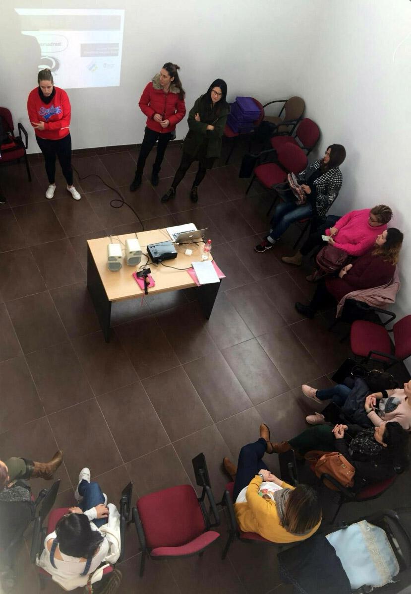 Olalla Castro imparte un seminario gratuito sobre literatura y feminismo