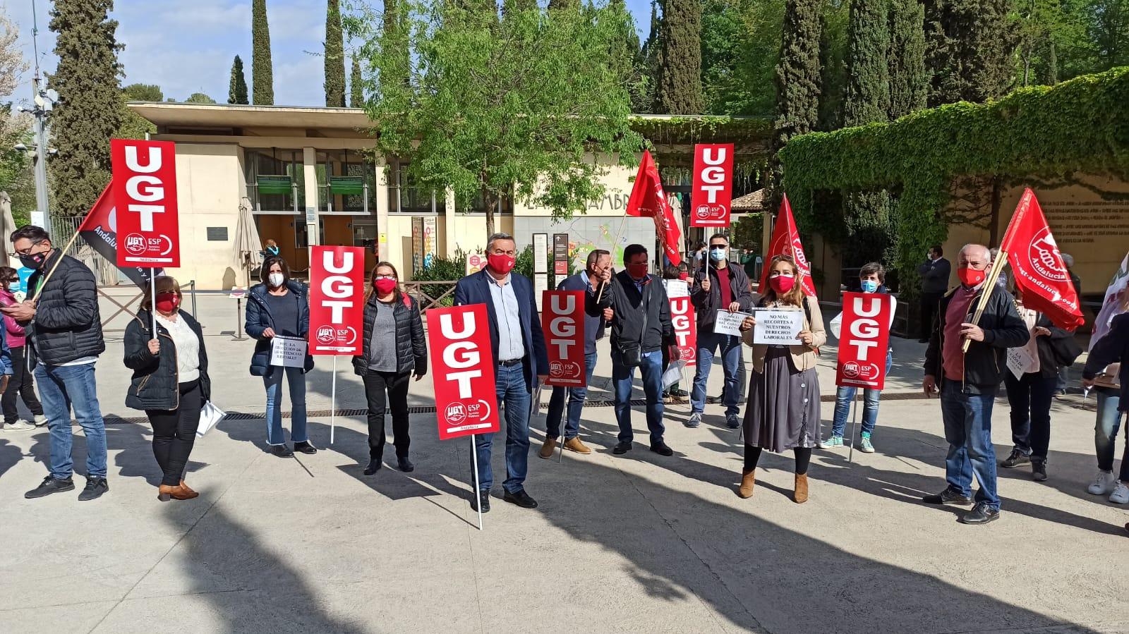 UGT se mantiene como la primera fuerza sindical de la provincia