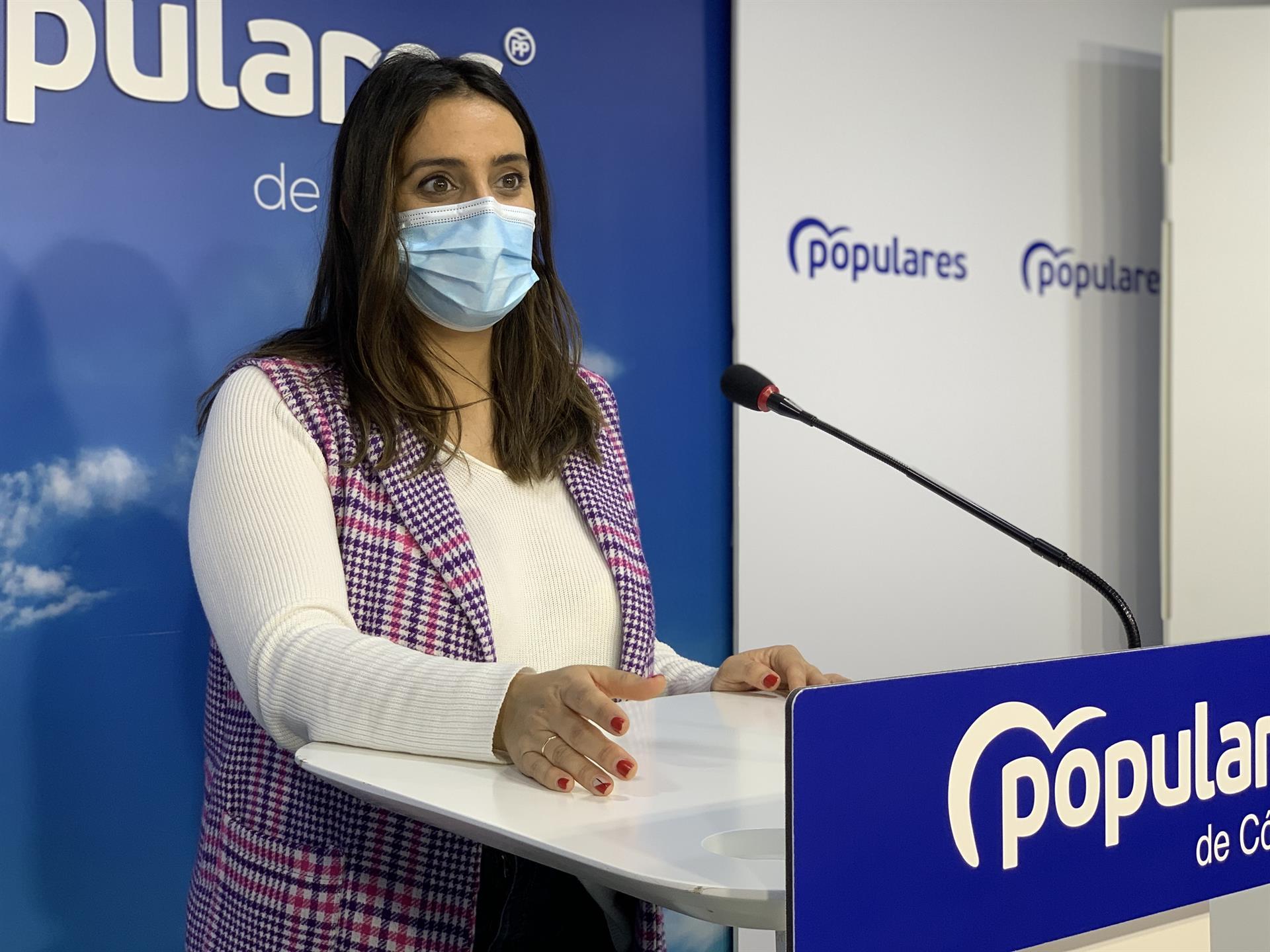PP-A lamenta que el PSOE-A se limite a «criticar sin lógica cualquier iniciativa» de la Junta ante la pandemia