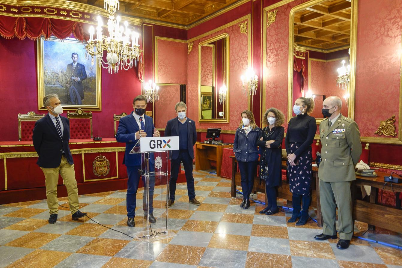Los premios «Granada, ciudad de la ciencia» reconocen la actividad científica local