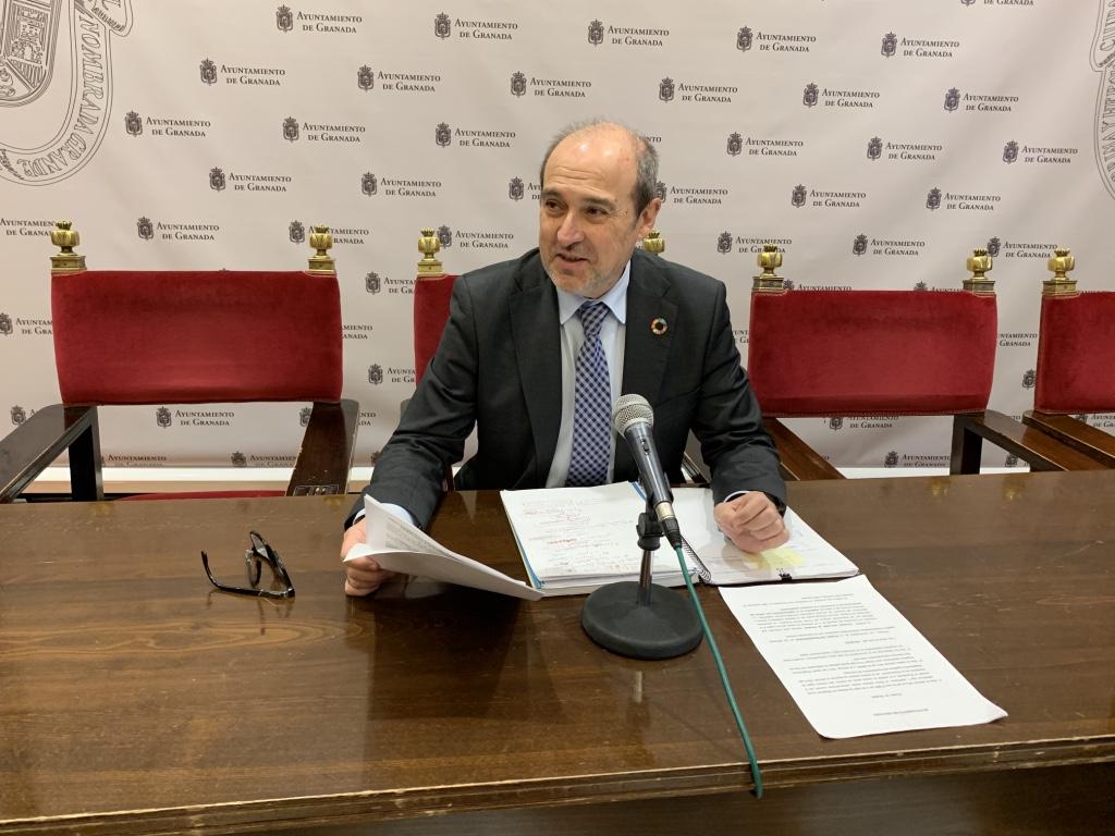 El PSOE lamenta que el PP renuncie a los presupuestos de reconstrucción que Granada necesita