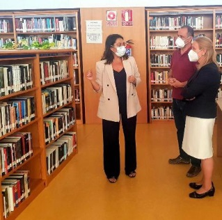 Las Bibliotecas Municipales celebran el Día del Libro con varias actividades
