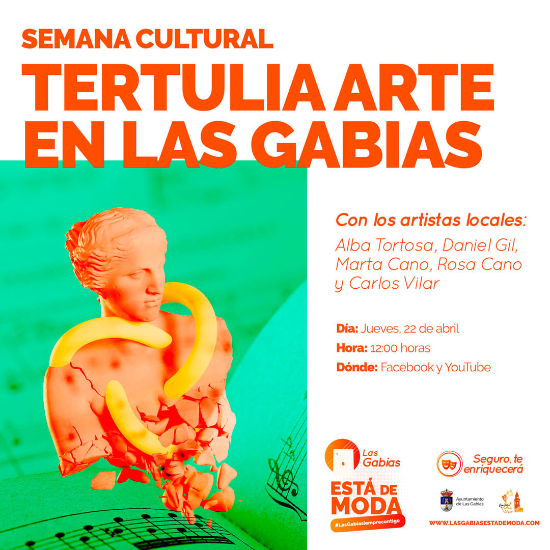 Las Gabias «persiste» en la celebración de su Semana Cultural anual
