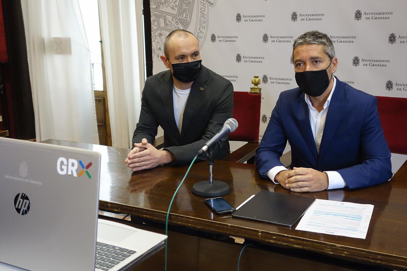 El ayuntamiento adjudica la gestión de espacios del Centro Albaicín a una empresa inclusiva promovida por FEGRADI