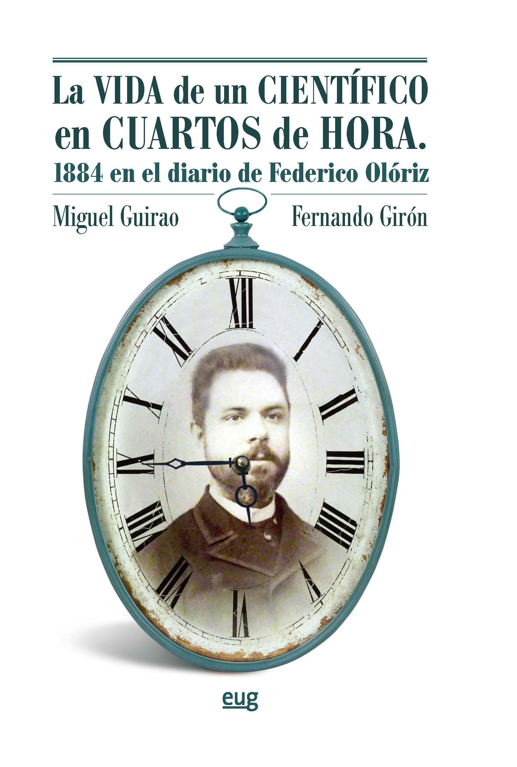 'Vida de un científico en cuartos de hora', la biografía de Federico Olóriz, libro del mes de mayo de la Editorial Universidad de Granada