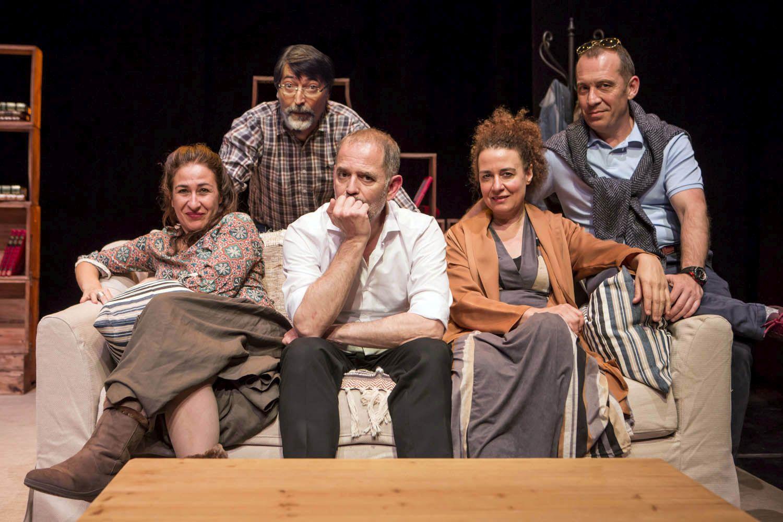 El teatro Alhambra acoge la versión de Daniel Veronese de la obra 'El nombre' montada por la compañía Gloria López Producciones