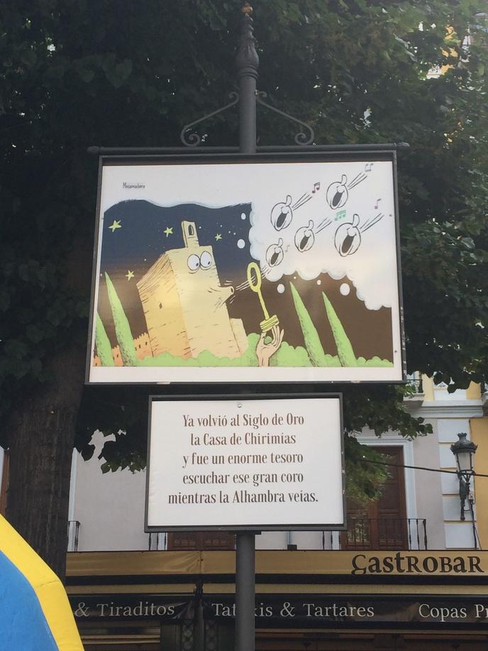 20 carocas se expondrán en la plaza de Bib-rambla a partir del 31 de mayo