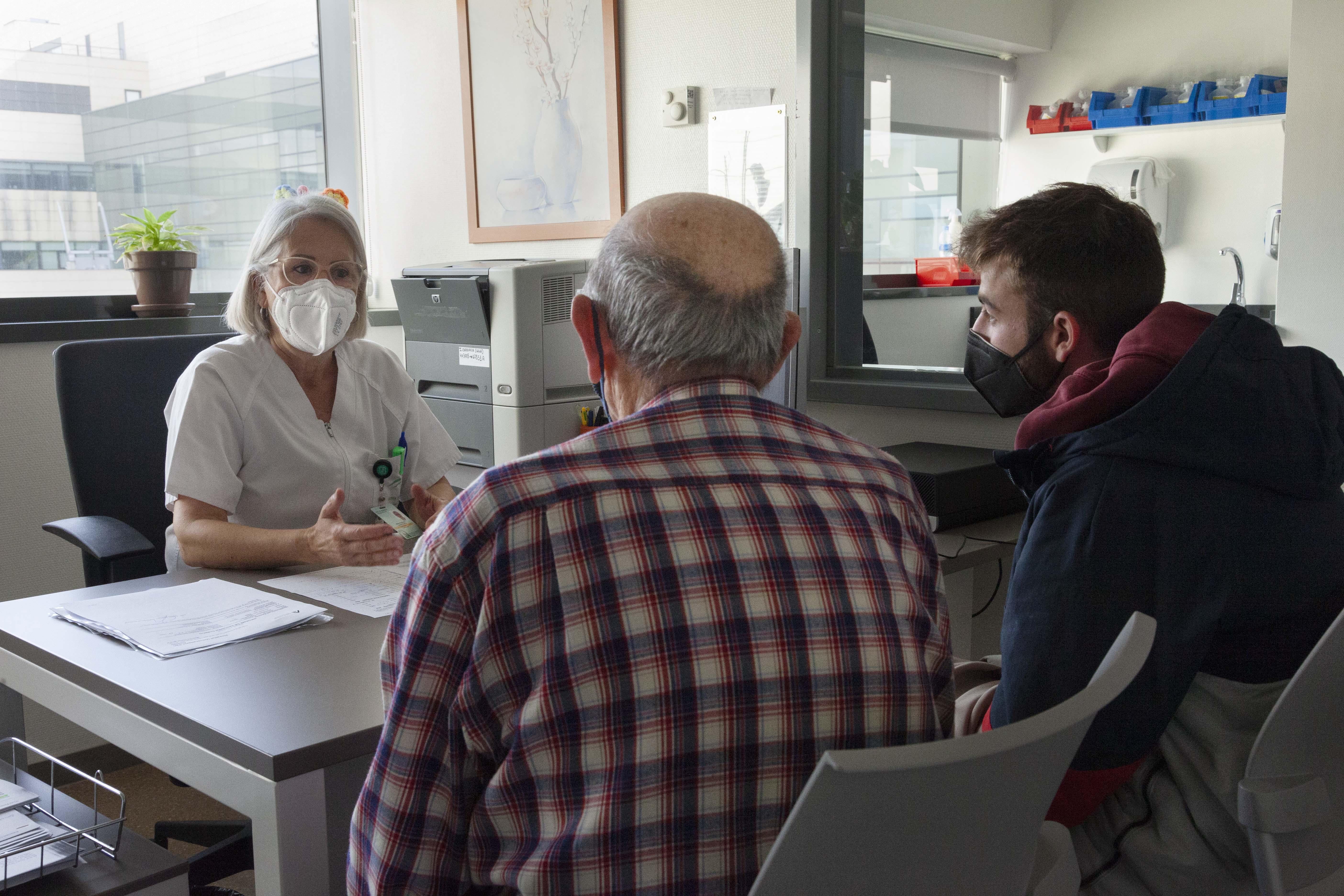 160 sanitarios de atención primaria y hospitalaria participarán en las sesiones 'Atención multidisciplinar del paciente con insuficiencia cardíaca'