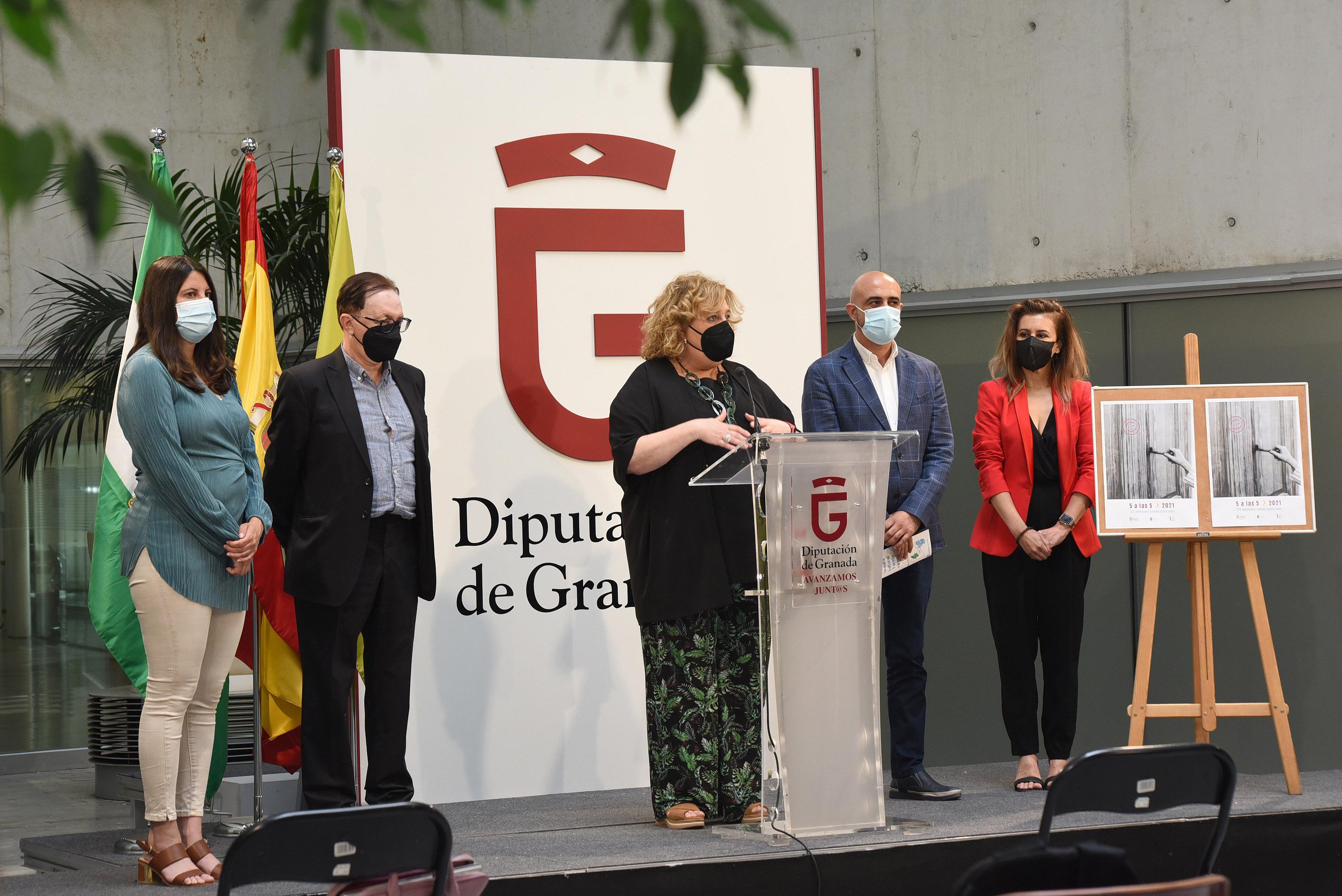 Diputación otorga el Pozo de Plata a la bailaora y coreógrafa Eva Yerbabuena