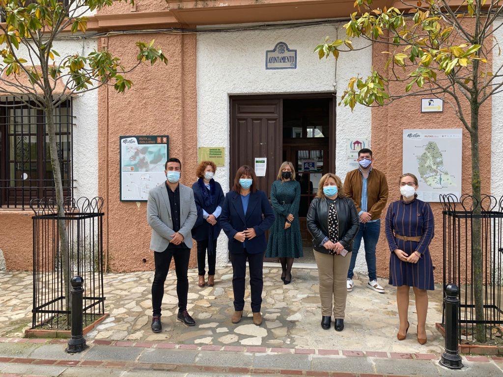 Diputación invirtió más de 720.000 euros en programas sociales para Moclín durante 2020