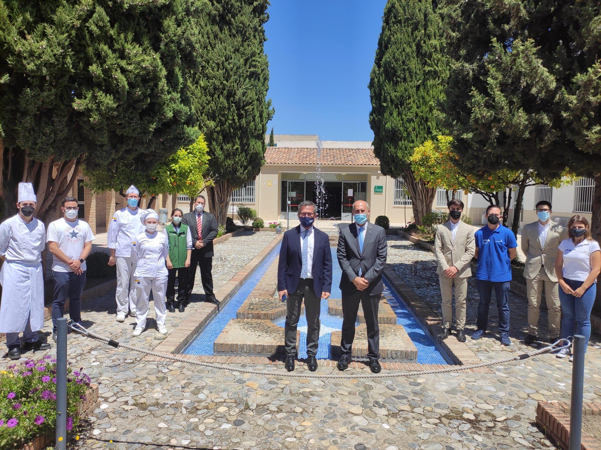 23 estudiantes de 12 centros de Granada compiten en la fase autonómica de las Olimpiadas de FP