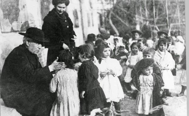 El interés del Padre Manjón por la integración y educación del pueblo gitano: sí a su beatificación
