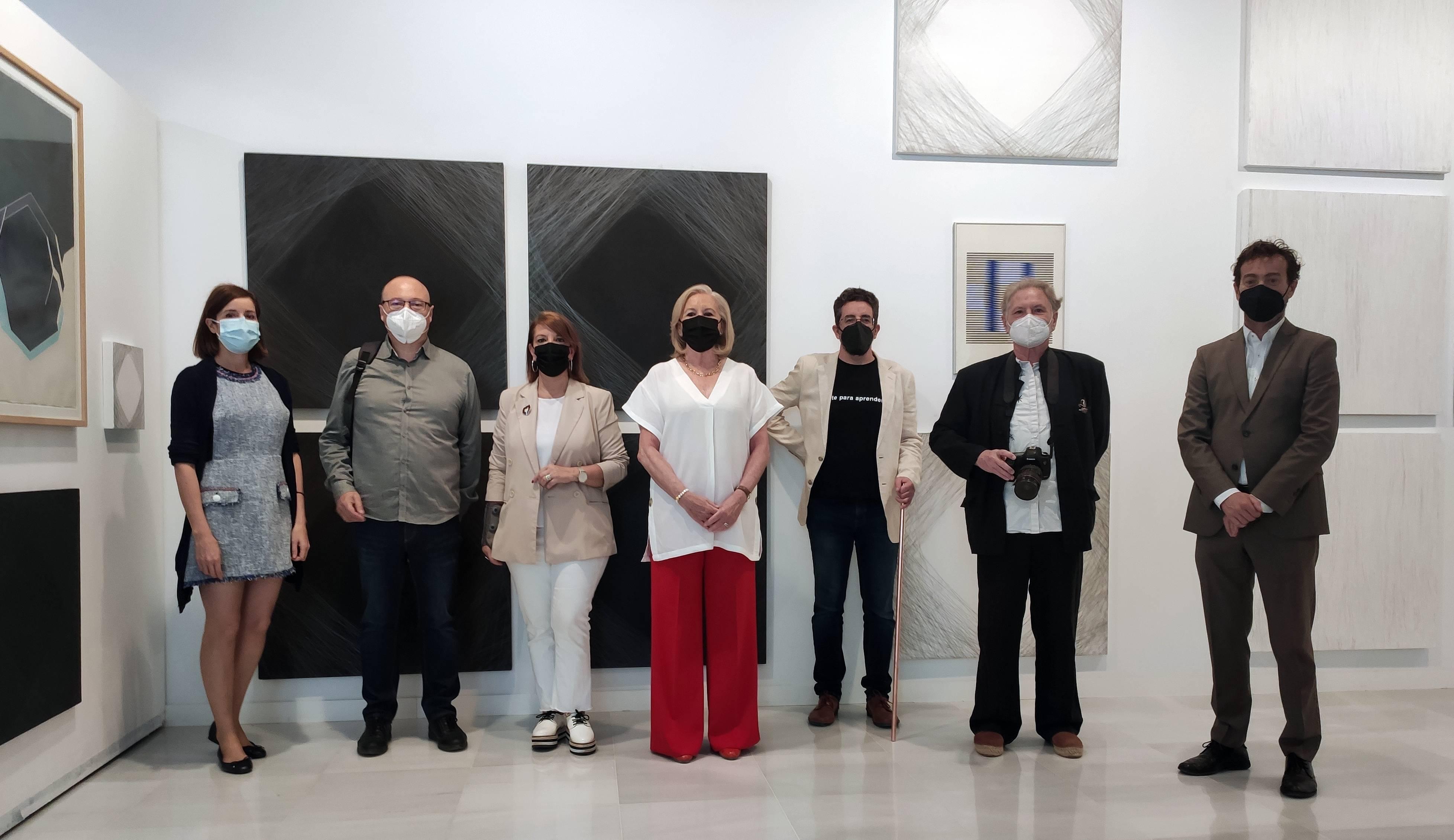 'Arte para aprender', la exposición en la que el arte contemporáneo dialoga con los alumnos