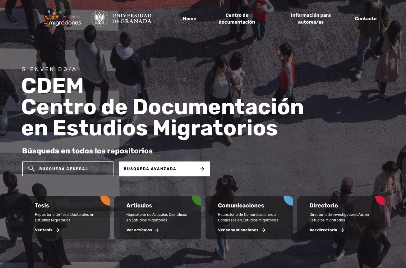 El Instituto de Migraciones de la UGR estrena su Centro de Documentación en Estudios Migratorios