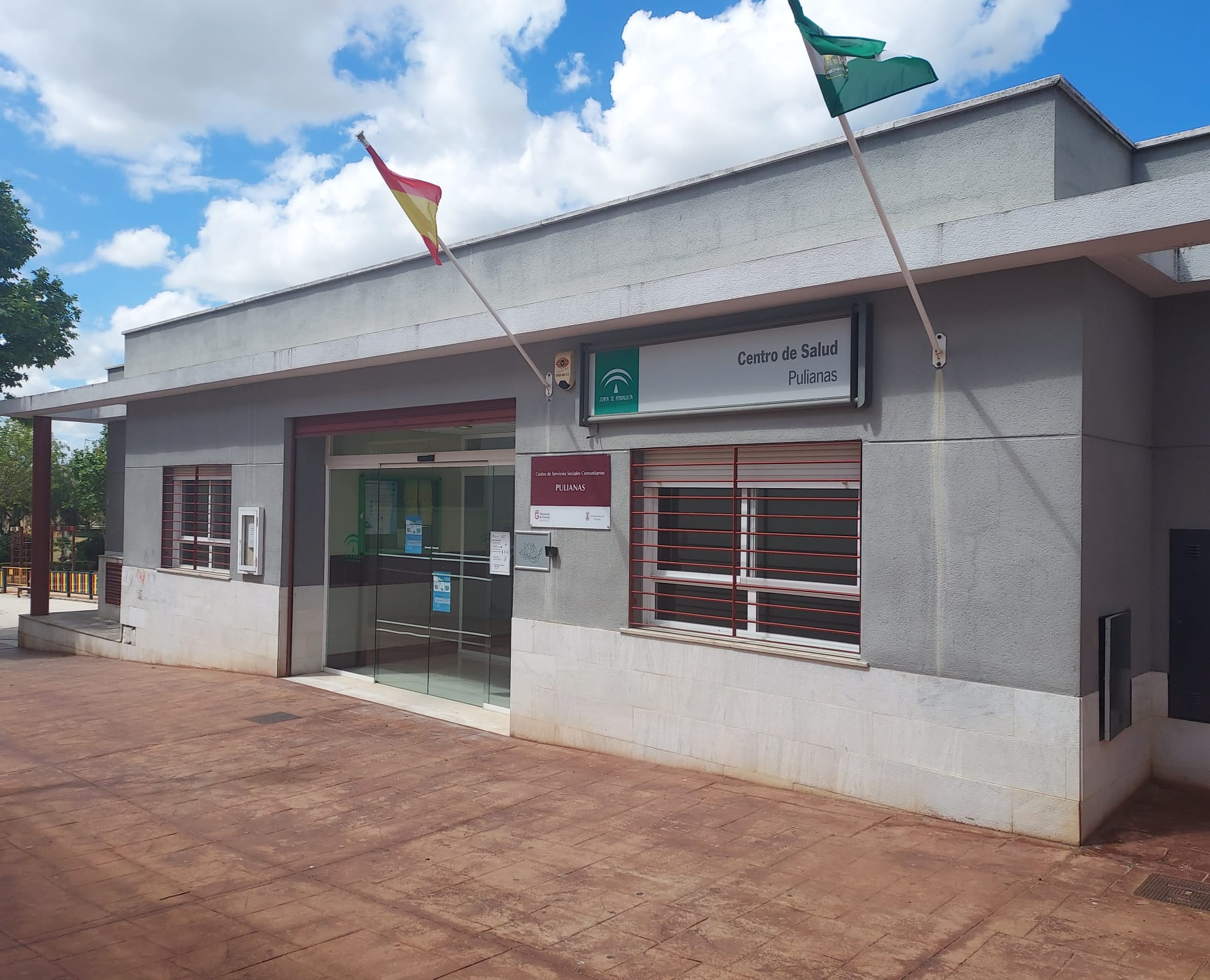 El Alcalde de Pulianas exige a la Junta la apertura del Centro de Salud de municipio
