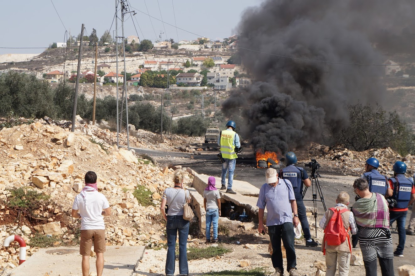 IU Granada condena los ataques israelíes al pueblo palestino