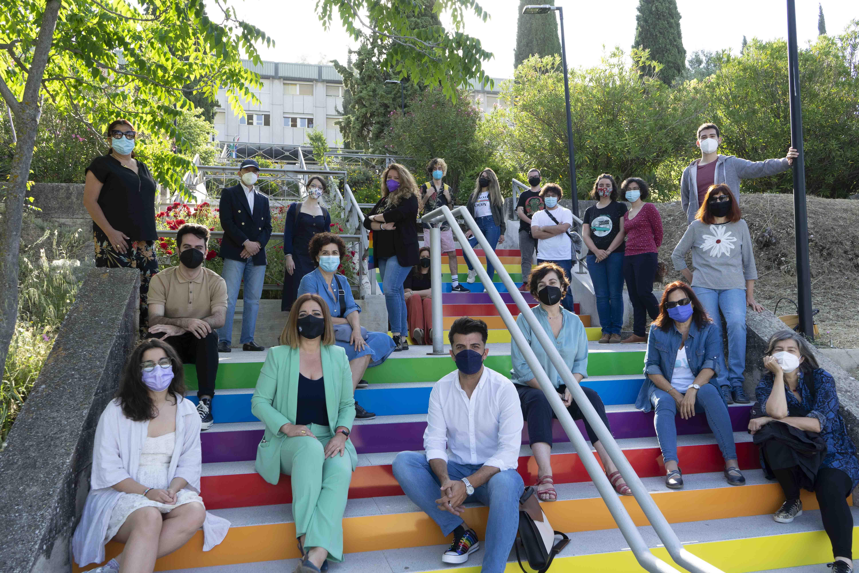 La UGR celebra la semana del 17M, Día Internacional contra la LGTBIfobia