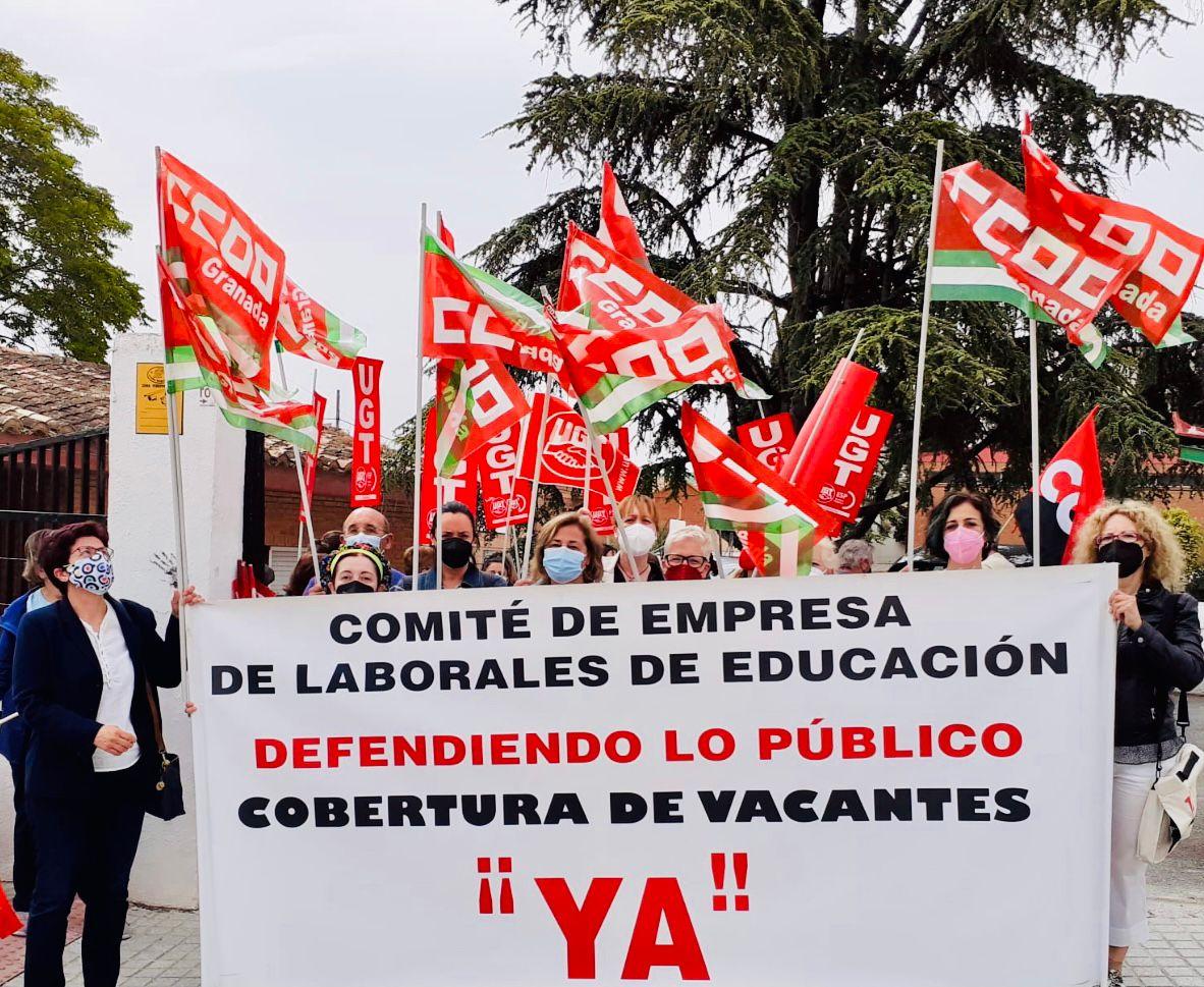Personal de las residencias escolares denuncia las condiciones de trabajo y la vulneración de derechos laborales