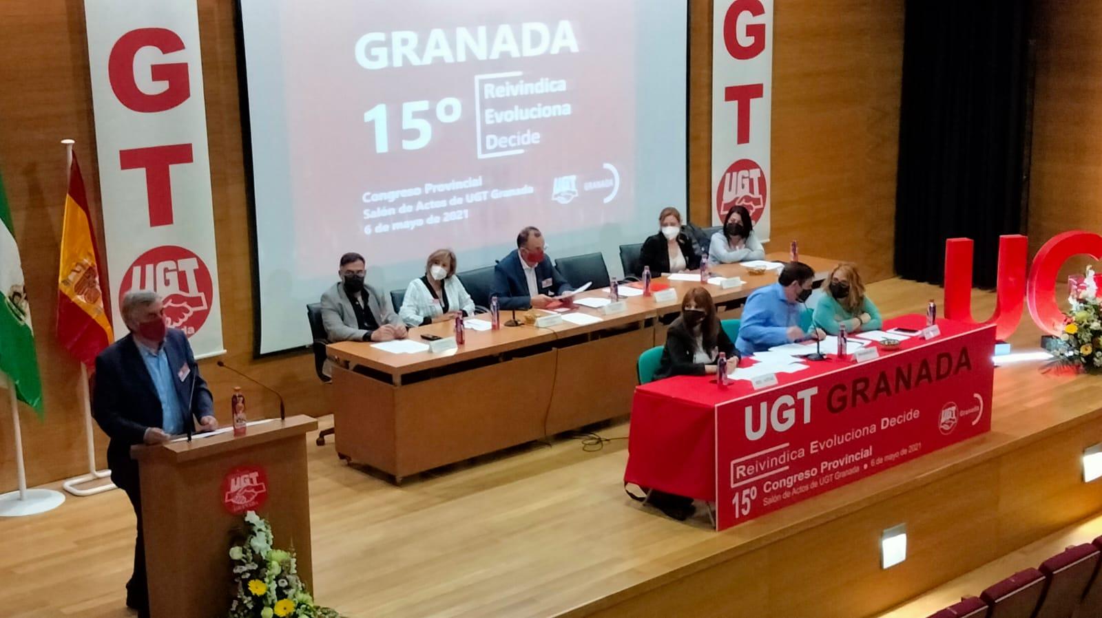 UGT denuncia la gravísima situación del Área de Servicios Sociales del Ayuntamiento de Granada