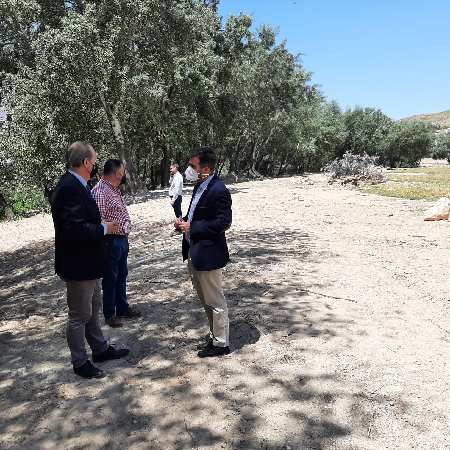 Destinan más de 867.000 euros en Loja para infraestructuras municipales y reparar los daños de la DANA
