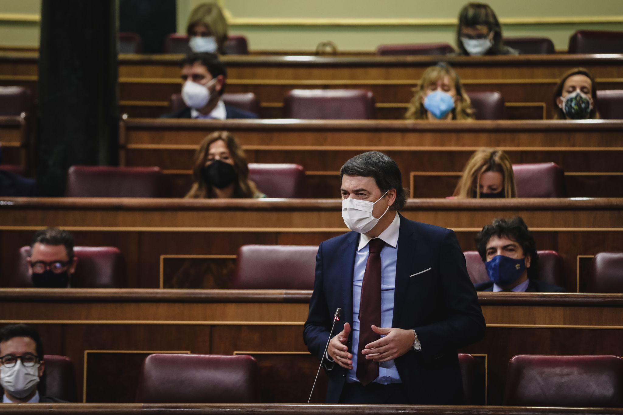 Rojas (PP) resalta la iniciativa legislativa presentada en el Congreso en defensa de autónomos y pymes