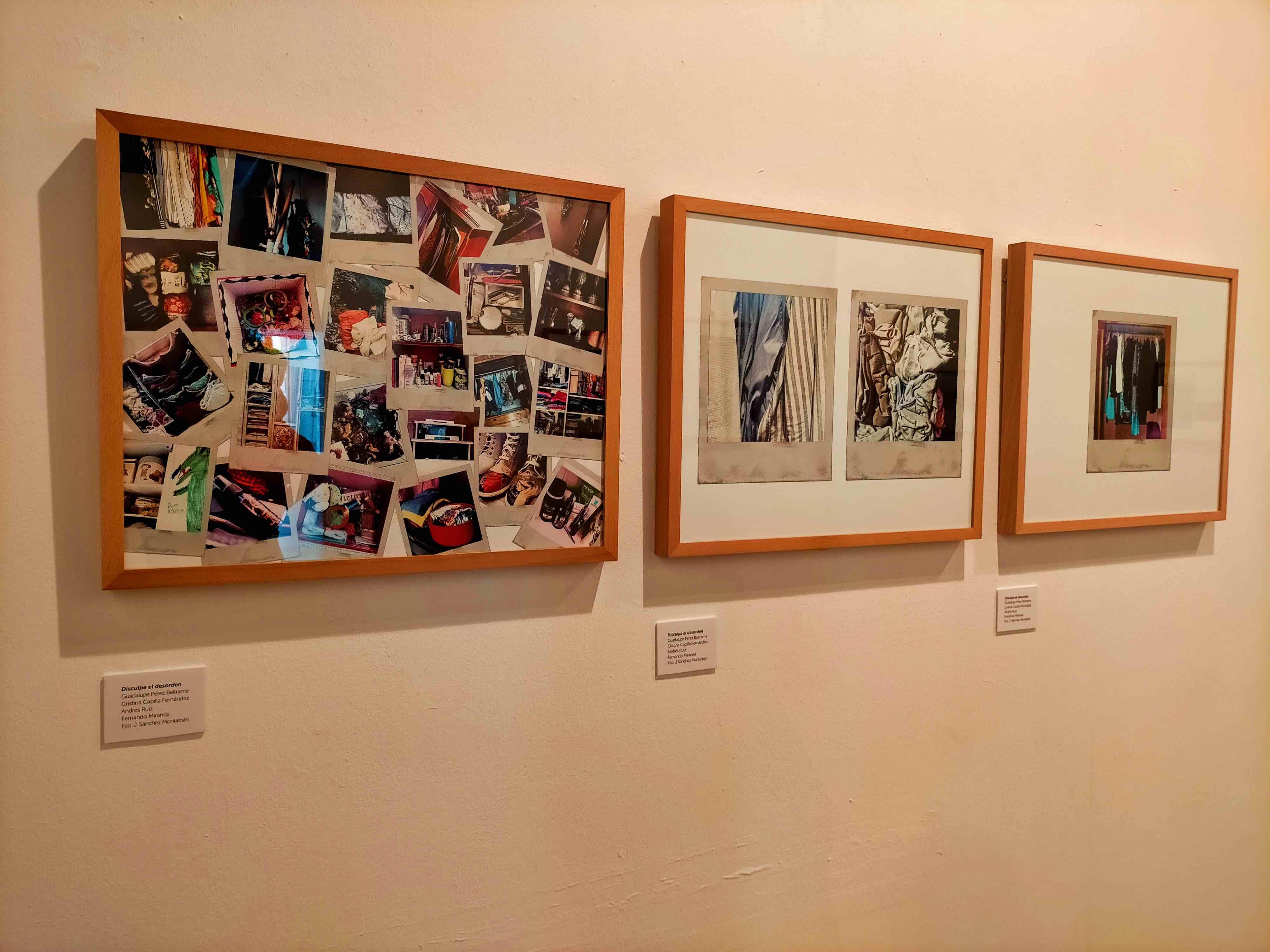 Bag4th. International Arts Festival' celebra su cuarta edición con exposiciones que pueden verse en la Facultad de Bellas Artes