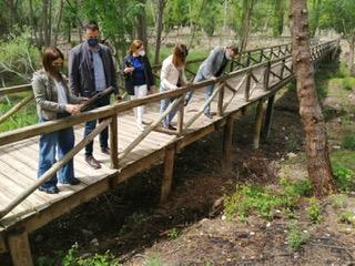 El PSOE pide conocer si el Ayuntamiento ha actuado con autorizaciones en el río Castril