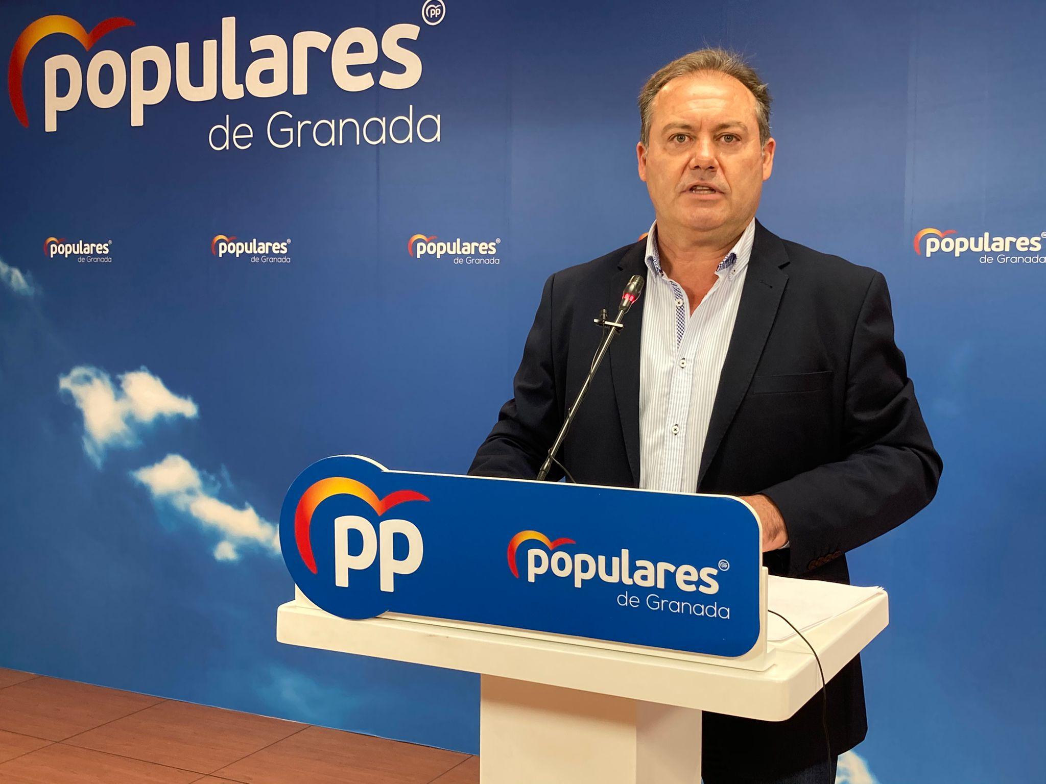 El PP pide a Diputación que solucione los problemas de los trabajadores temporales e interinos de la institución