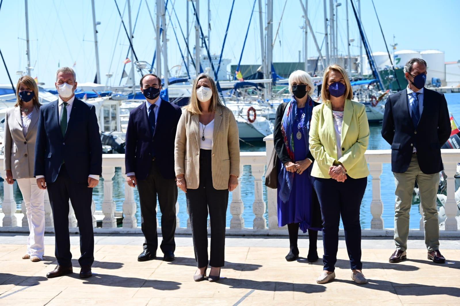 La Junta se adhiere a Suncruise para relanzar la posición de Andalucía como destino de cruceros