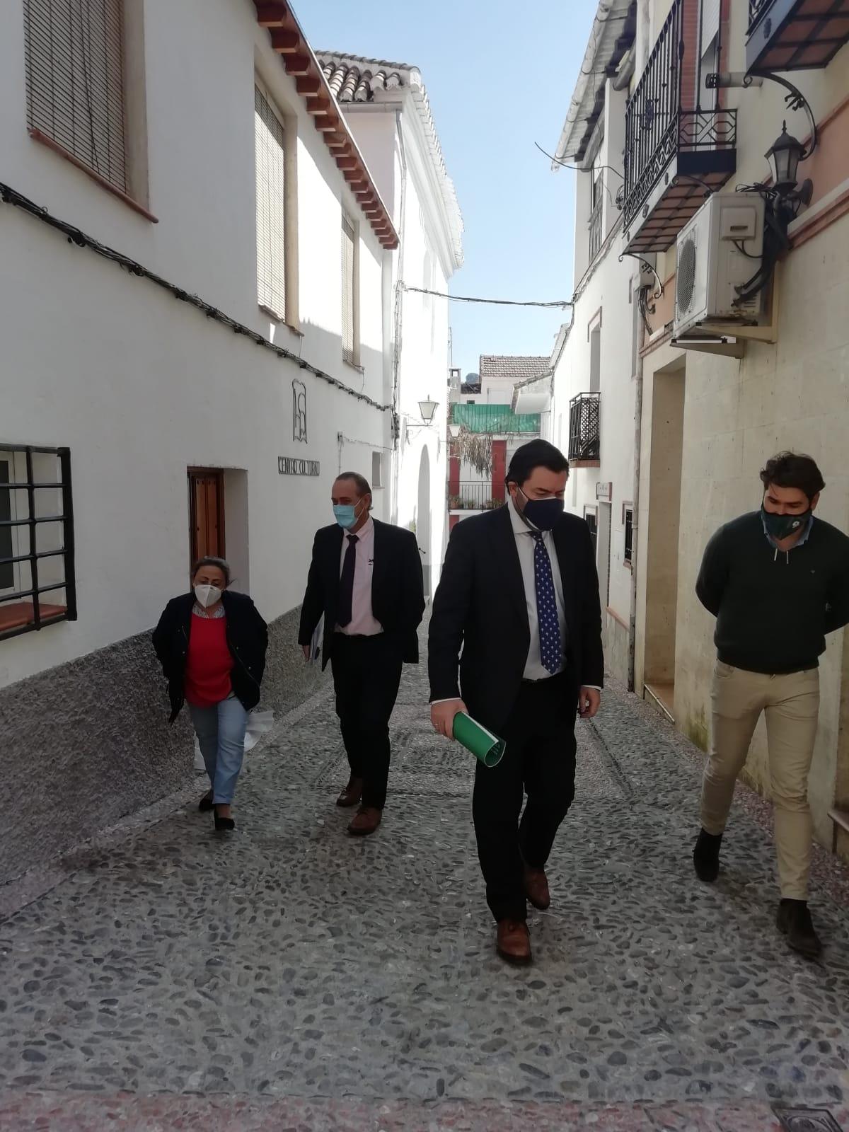Cs designa coordinador provincial a Joaquín López-Sidro, director general de Administración Local en la Junta