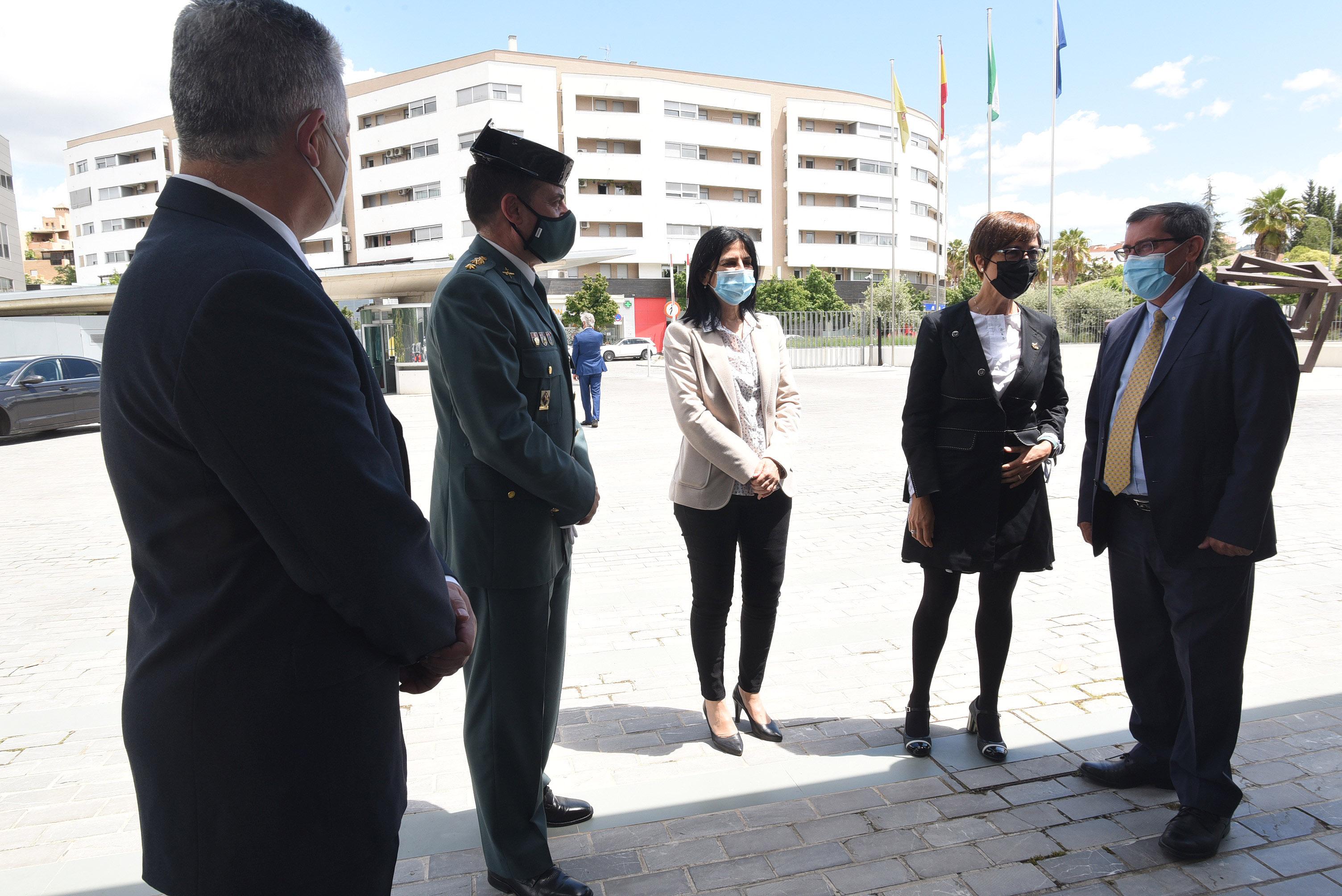Diputación destina 200.000 euros a la reforma de cuarteles de la Guardia Civil en la provincia