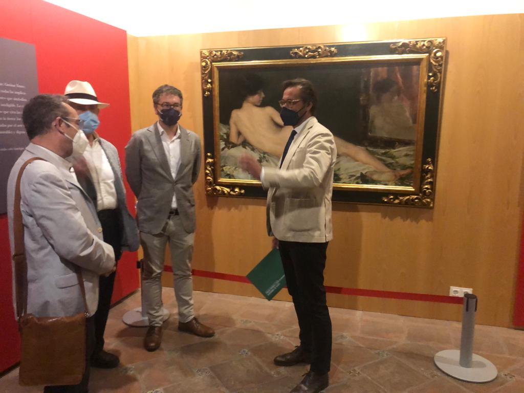 Los museos de Bellas Artes y Arqueológico y Casa de los Tiros celebran el Día de lo Museos con actividades culturales