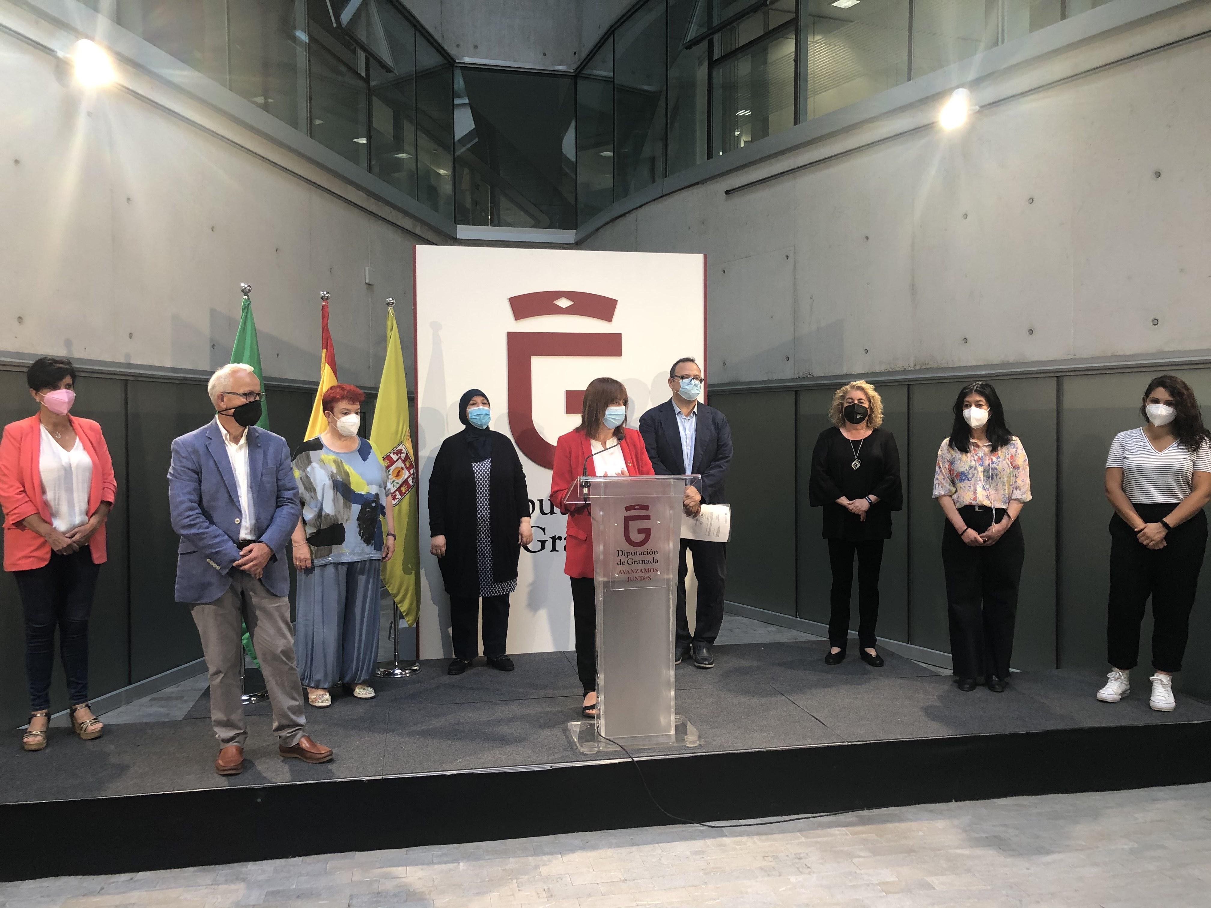 Diputación celebra el Día Mundial de la Diversidad Cultural para el Diálogo y el Desarrollo