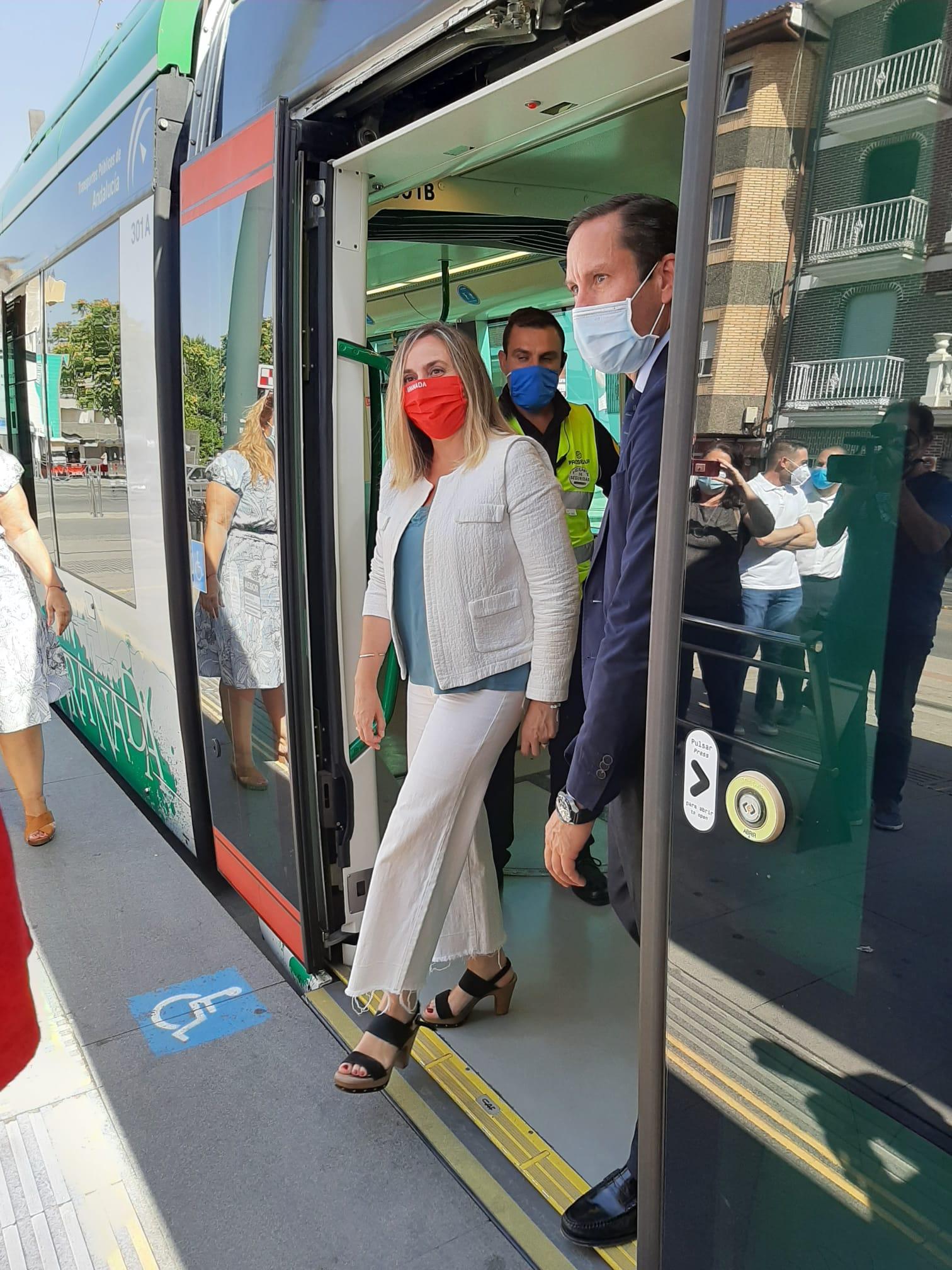 Adjudicado el proyecto de la ampliación Sur del Metro de Granada por 1,82 millones de euros