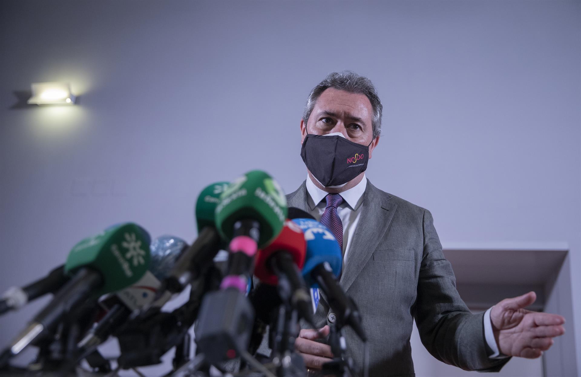 Espadas presentará este domingo en Granada su candidatura a las primarias del PSOE-A