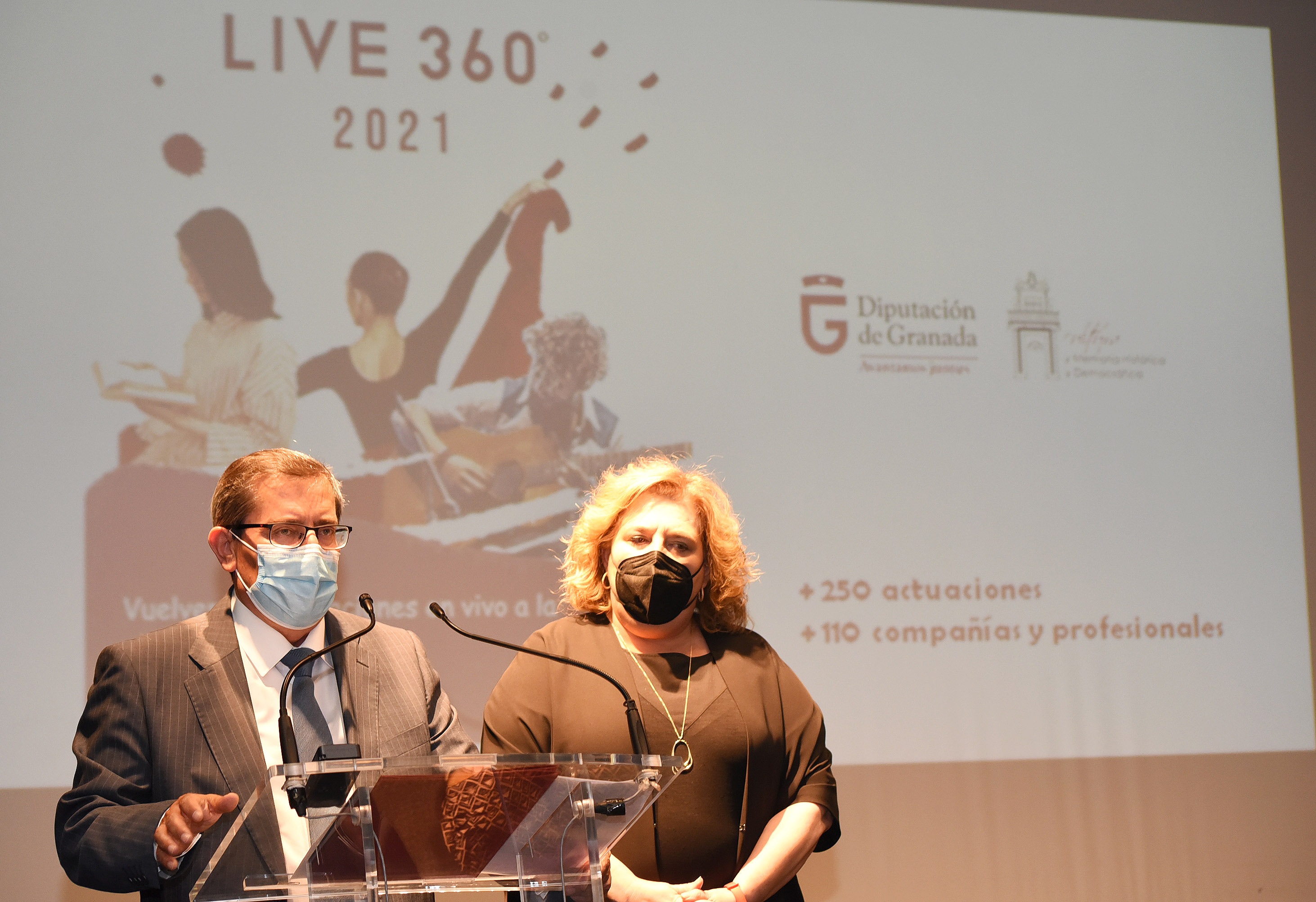 La Diputación se alía con la cultura y programa 250 actuaciones para este verano en los municipios