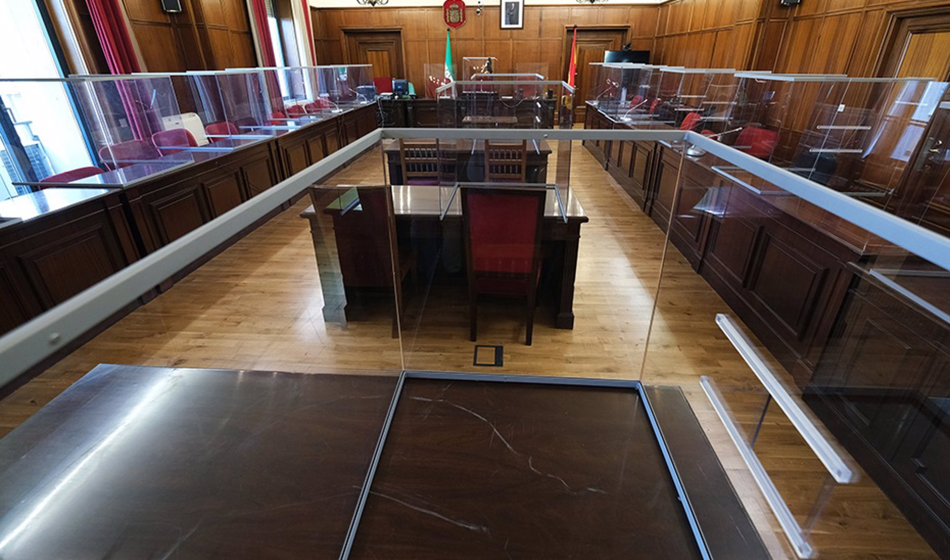 Constituyen este lunes el jurado para un juicio por asesinato por una deuda de cinco euros