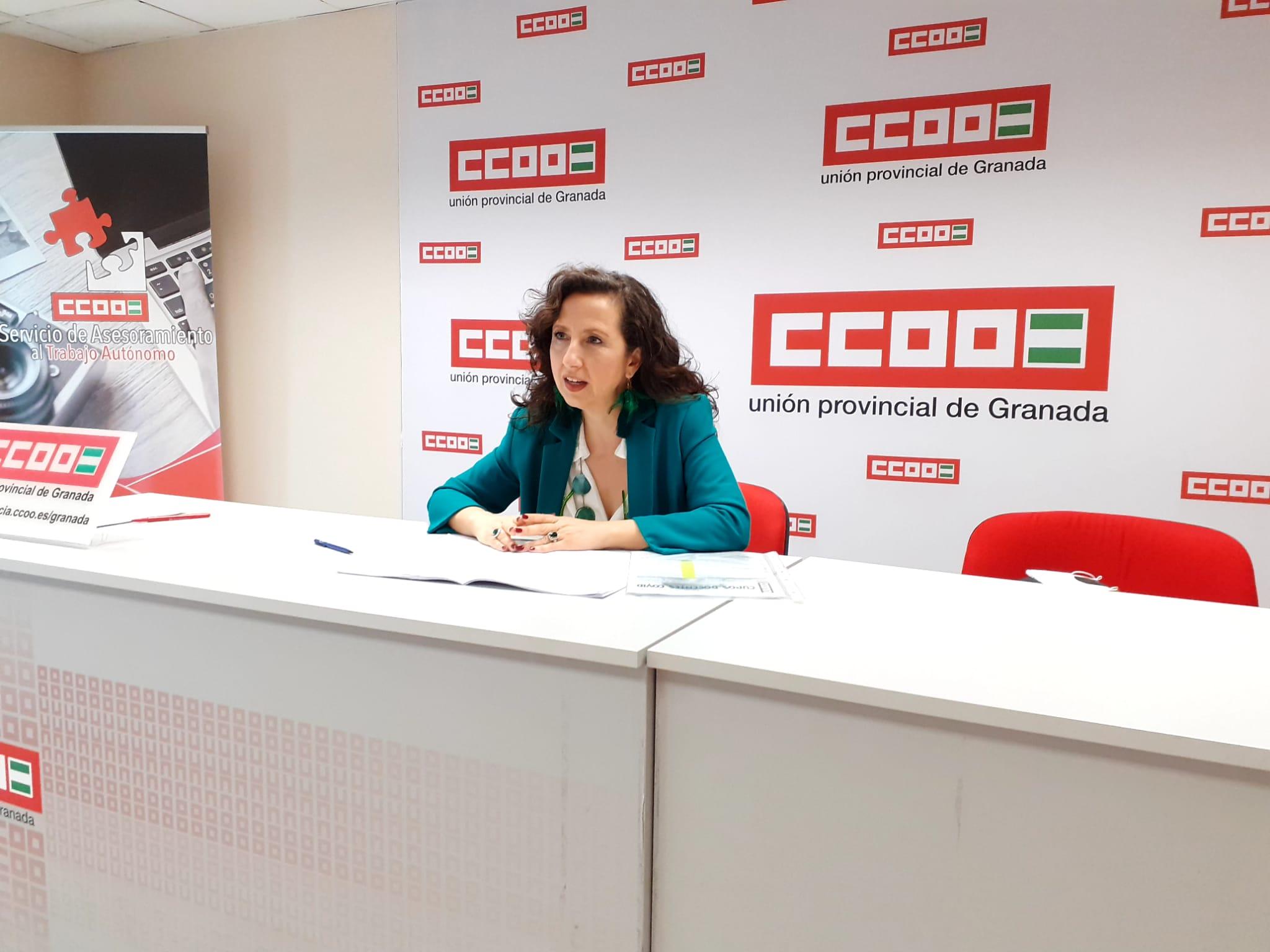 CCOO exige un aumento en las contrataciones de personal docente y laboral en educación para garantizar la presencialidad en las aulas