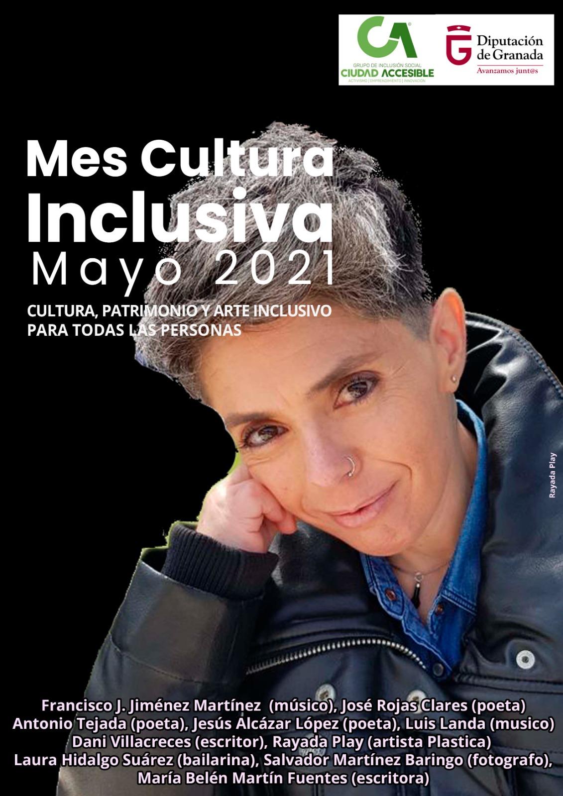 """Diez artistas con diversidad funcional participan en las actividades del """"Mes de la Cultura Inclusiva"""""""
