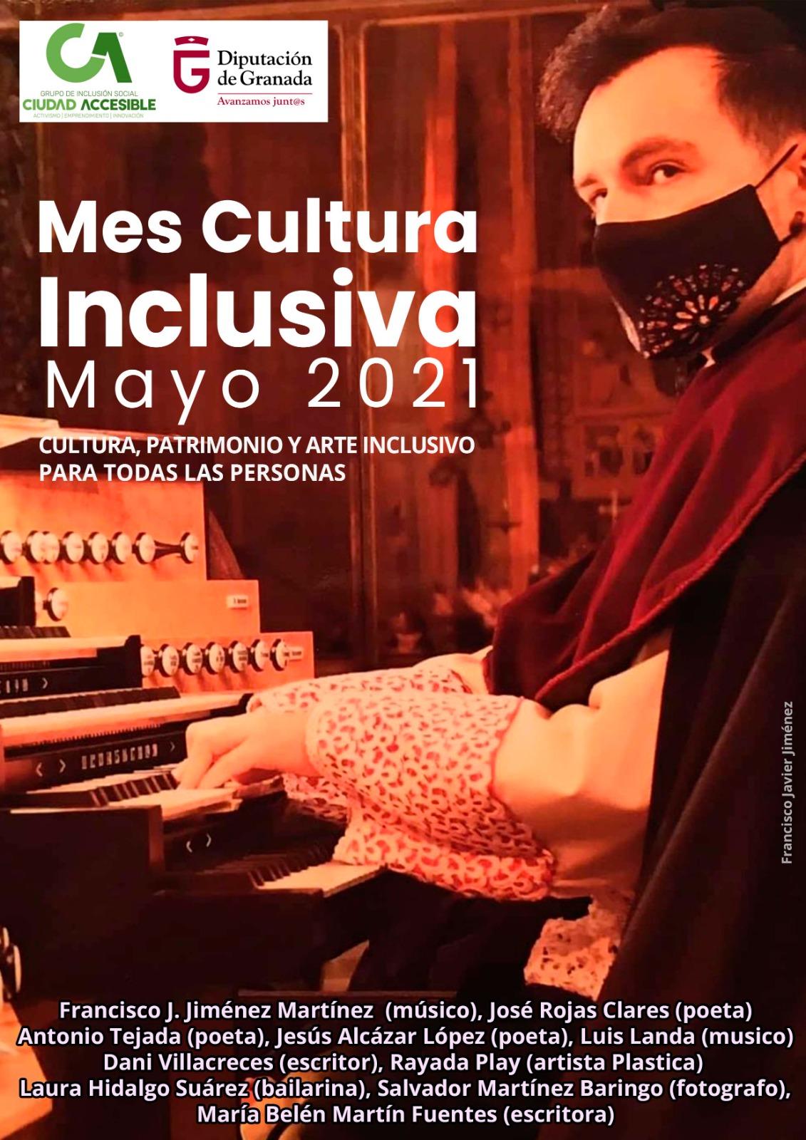 Diez artistas locales participan en el «Mes de la Cultura Inclusiva»