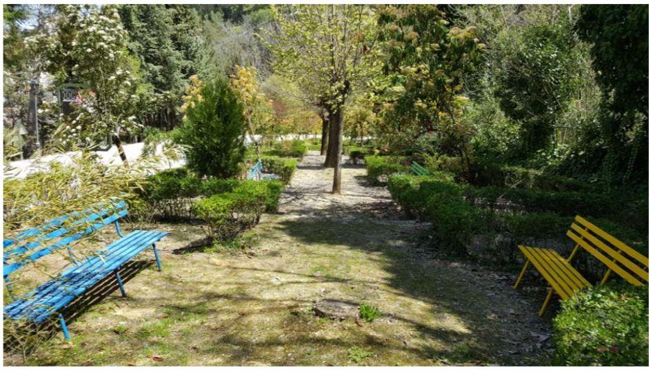 Montefrío acometerá la reforma más importante de los jardines del Paseo desde que se construyó en los años 70
