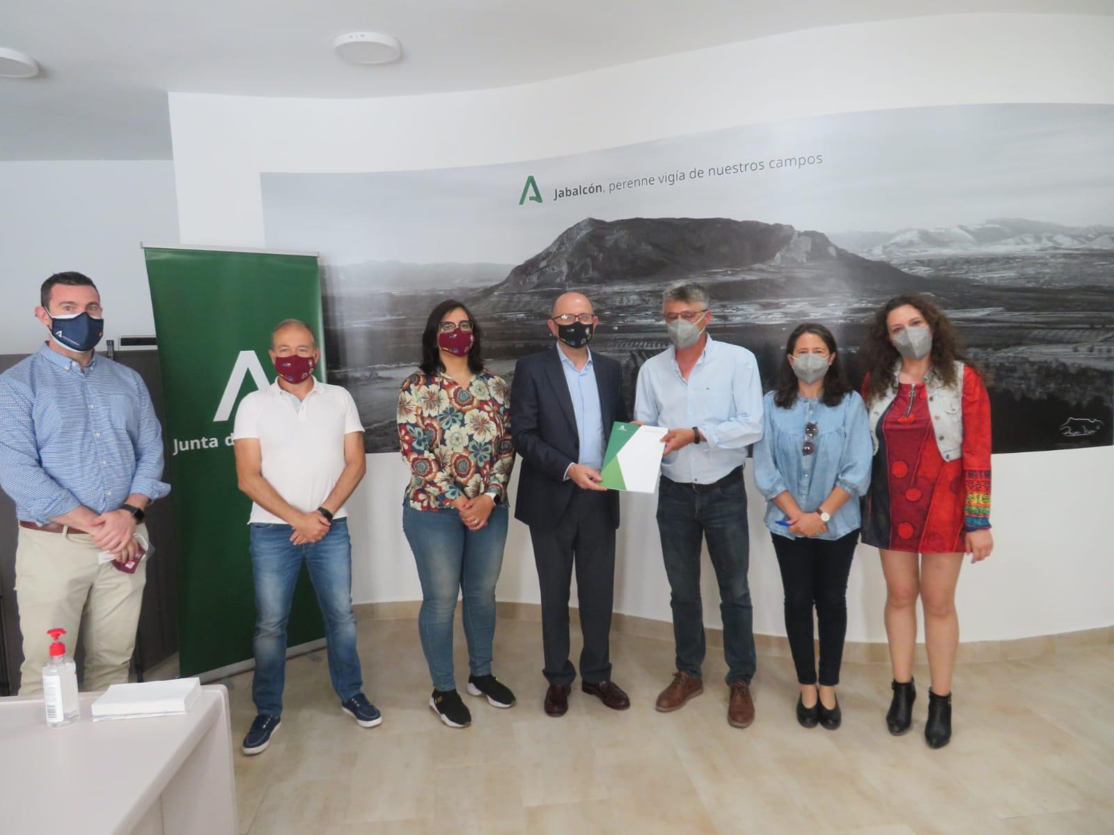 Las agrupaciones agrarias recibende 380.000 euros para defensa sanitaria ganadera de la provincia de Granada