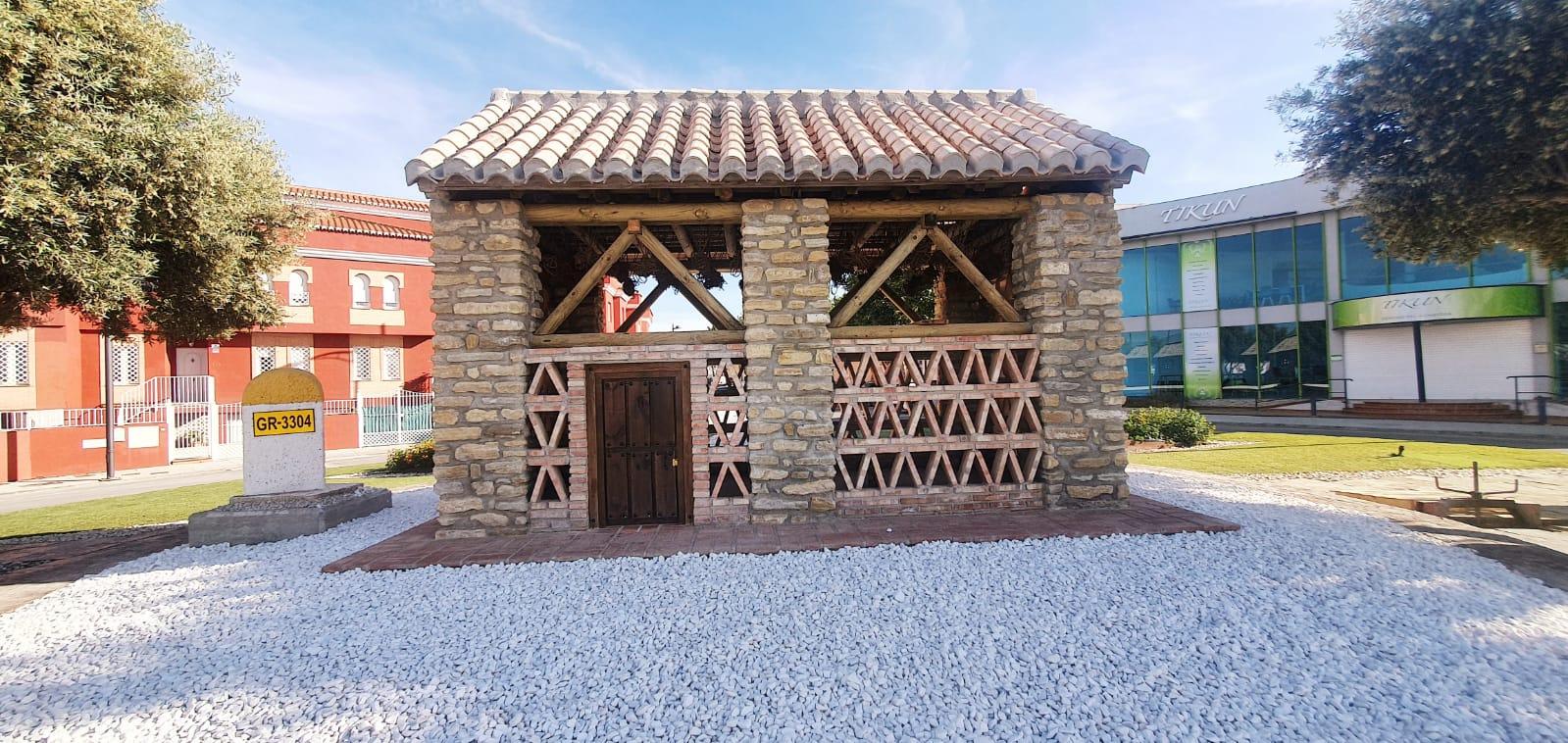 Un secadero de tabaco dará la bienvenida a los visitantes que lleguen a Cúllar Vega
