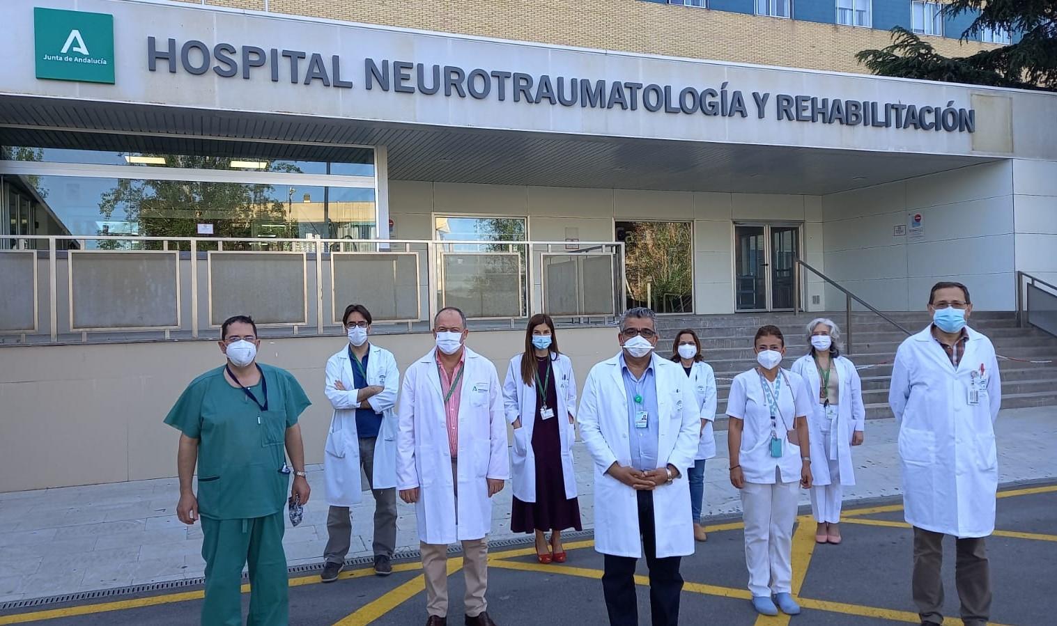 El Hospital Virgen de las Nieves, más de diez años como referencia nacional en cirugía para la epilepsia