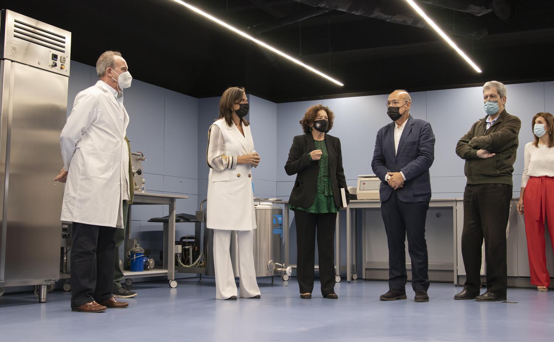 La Facultad de Farmacia estrena nuevas aulas y laboratorios de investigación