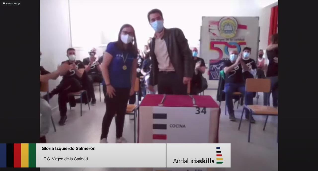 12 estudiantes de Granada obtienen medallas en el VI Campeonato Autonómico de FP