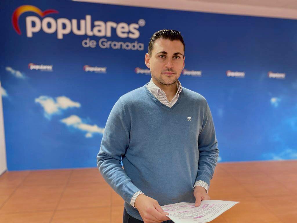 Caracuel (PP) destaca el ritmo de vacunación en Granada que ha alcanzado ya las 350.000 dosis administradas