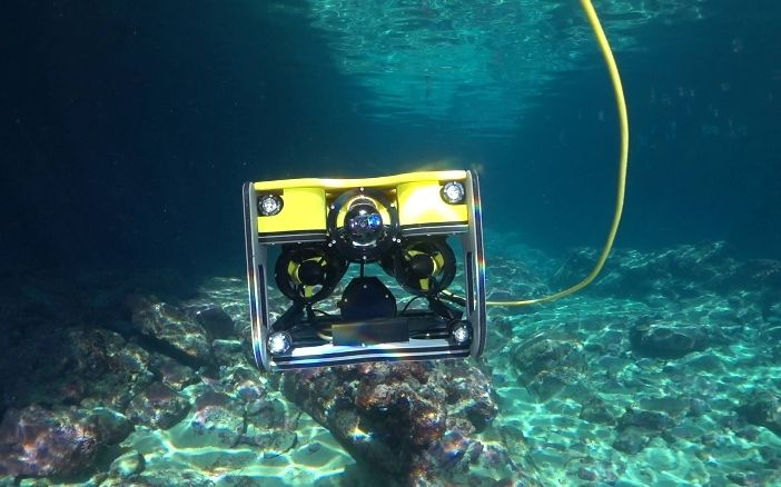 Estudiantes de bachillerato y jóvenes investigadores participarán en talleres sobre robótica marina dentro del proyecto ECO2-ALGAE