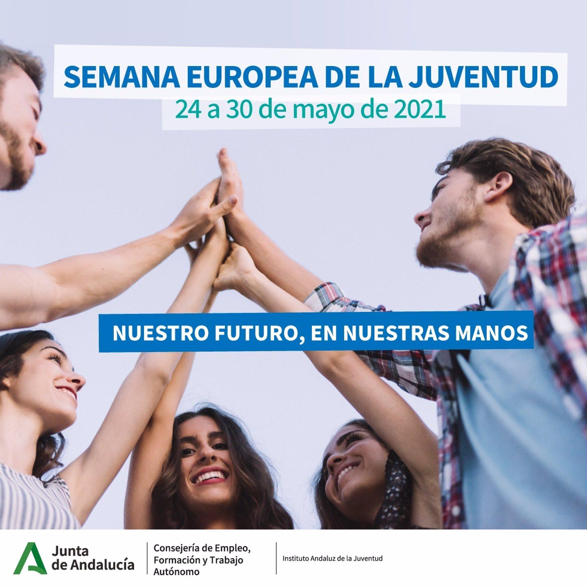 El IAJ celebra la Semana Europea de la Juventud con un completo programa formativo